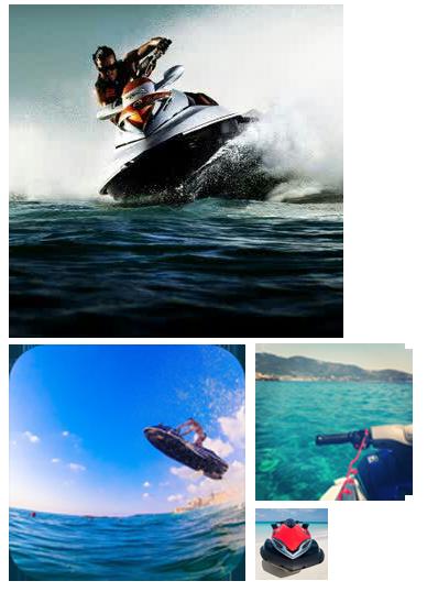 -משיט-פוסידון-אופנוע-ים רישיון לאופנוע ים