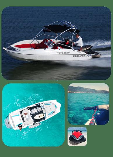 -משיט-פוסידון-אופנוע-ים-וסירה-מהירה-משולב רישיון לאופנוע ים